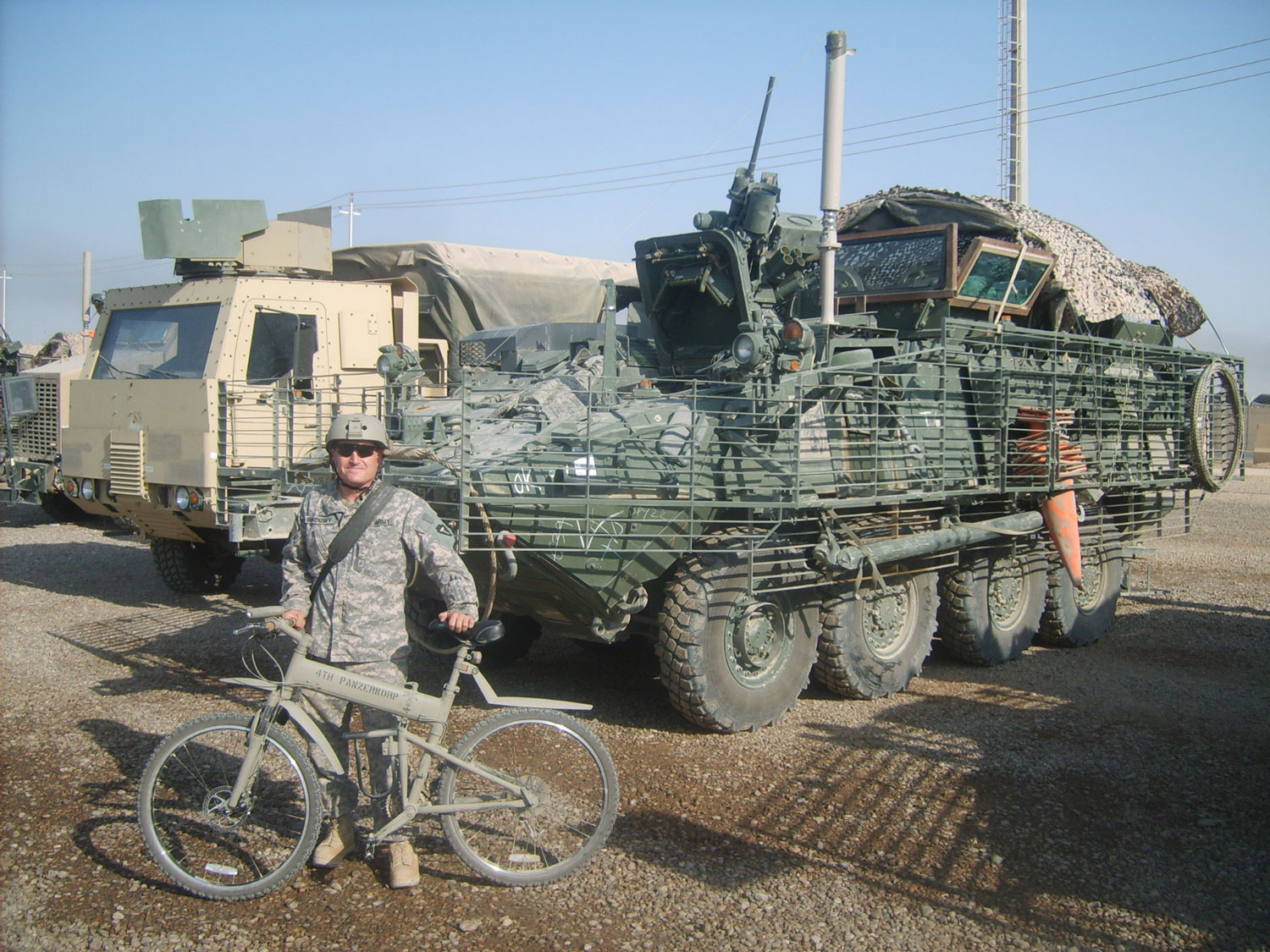 The Paratrooper | Military Bikes